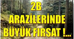 2B ' de BÜYÜK FIRSAT