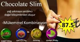 """Sağlıklı Zayıflamak İçin """"CHOCOLATE SLİM"""""""