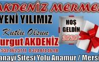 YENİ YIL MESAJI ; Akdeniz Mermer