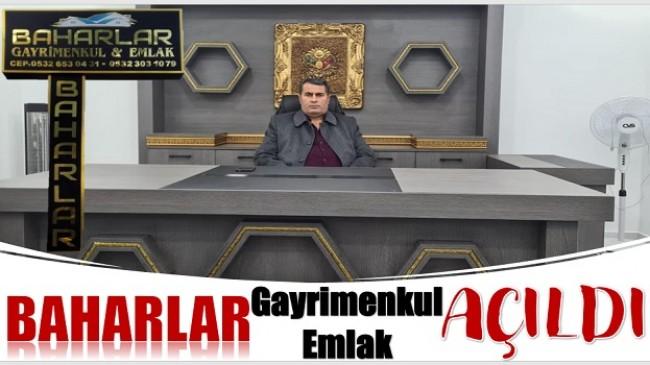 BAHARLAR Gayrimenkul & Emlak Açıldı