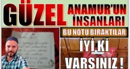 """İNSANLIK ÖLMEMİŞ"", GÜZEL İNSANLAR HALA VAR"