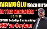 """Ak Partili Belediye Başkan Adayı; İMAMOĞLU Kazanırsa """"İstifa Ederim"""" Demişti, …"""