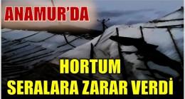 FATİH MAHALLESİNİ HORTUM VURDU