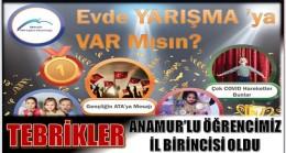 ANAMUR'LU ÖĞRENCİ KARAOKE YARIŞMASINDA BİRİNCİ OLDU