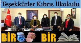 """Kıbrıs İlkokulundan """"PATİKLE BAŞLA KİTAPLA YAŞA """" projesi"""