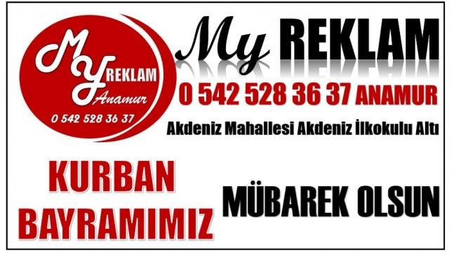 "My REKLAM "" KURBAN BAYRAMI MESAJI """