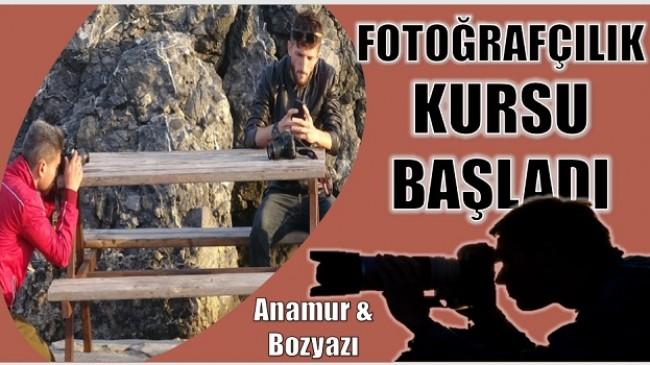 "FOTO "" O AN ""  ÖZEL FOTOĞRAF KURSU BAŞLADI"