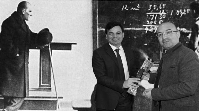 Başkan TÜRE ; Öğretmenler Gününü Kutladı