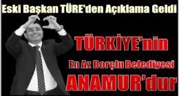 Eski Başkan TÜRE'den Açıklama Geldi