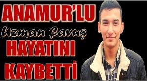 Anamur'lu Uzman Çavuş Hayatını Kaybetti