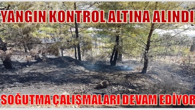 Yangın Kontrol Altına Alınamıyor